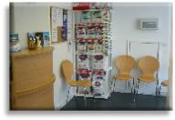 Just Cats Veterinary Clinic Reception Area.JPG